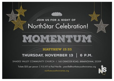 NorthStar Celebration! Invite 2014